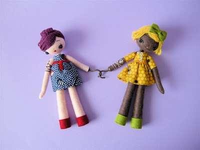 Pirate Hook Dolls