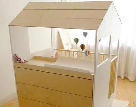 All-in-One Cribs