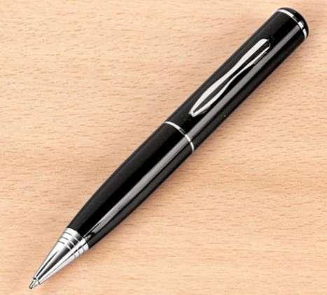 Secret Agent Writing Utensils