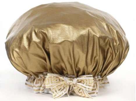 Fashionista Shower Hats
