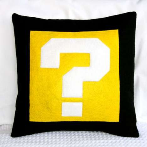 Questionable Pillow Covers
