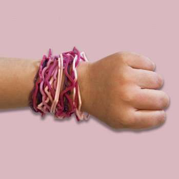 Silicone Gadget Bracelets