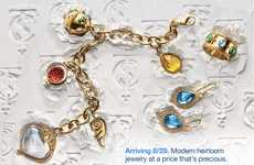 Affordable Heirloom Jewelry - The Temple St. Clair for Target Collection Looks Like Crown Jewels