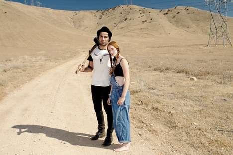 Desert Road Fashion Shoots