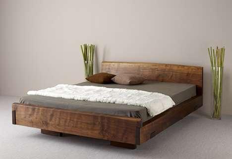 Wooden Zen Beds