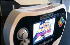 Custom Handheld Consoles - The Dreamcast Portable Lets You Take Sonic On the Road
