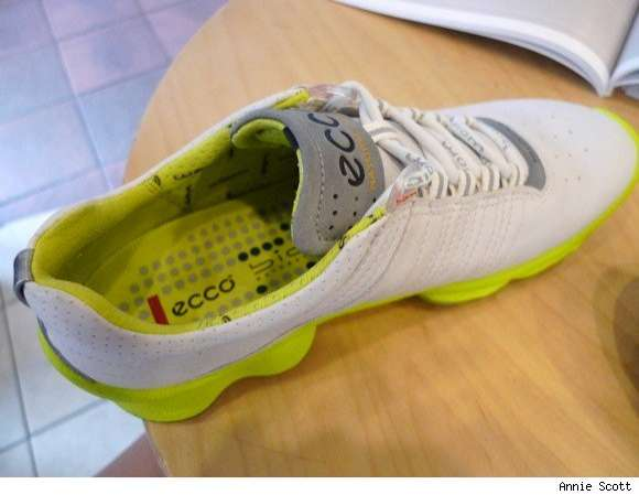 Ecco BIOM Natural Motion Golf Shoe is