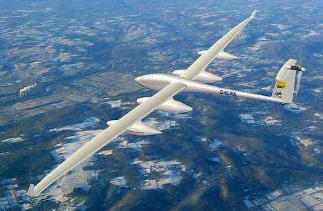 Hydrogen Cell Airplanes