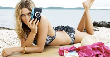 Snap-Happy Swimwear Collections