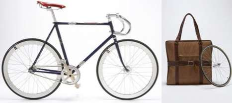 Classy Foldable Cycles