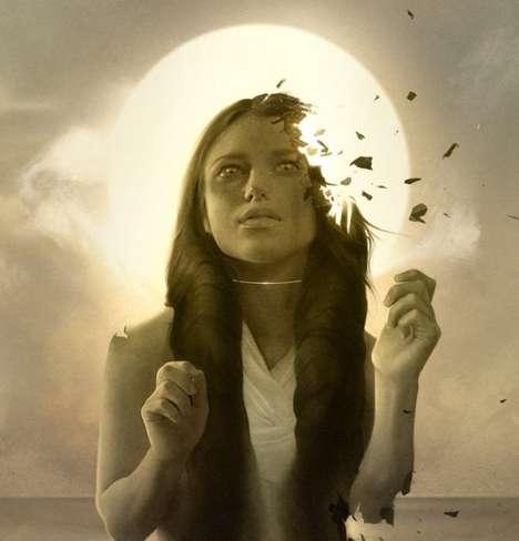 Disintegrating Illustrations