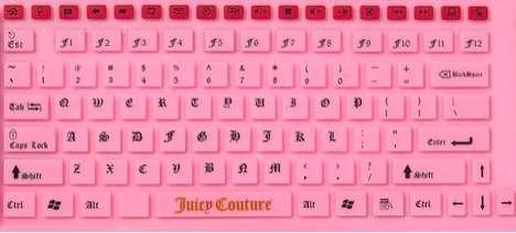 Pink PC Peripherals
