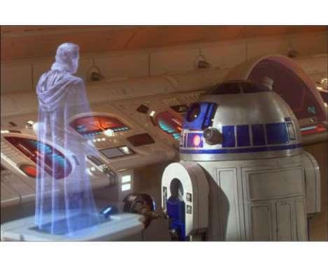 32 Hot Hologram Innovations