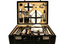 Briefcase Picnic Sets