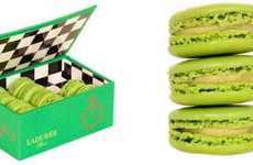 Fairy Tale Food - The Limited Edition Laduree 'Alice in Wonderland' Macaroons