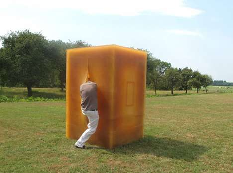 Eraser Cube Spaces