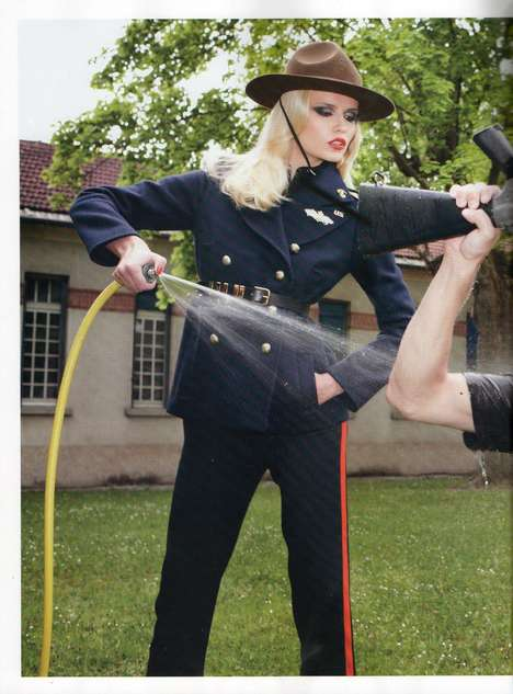 Femme-Fatale Sargents