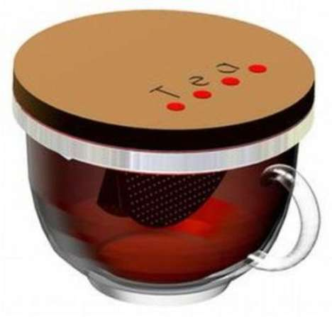 Self-Brewing Teacups