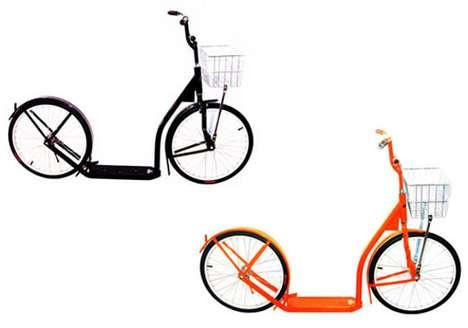 Scooter Bike Hybrids