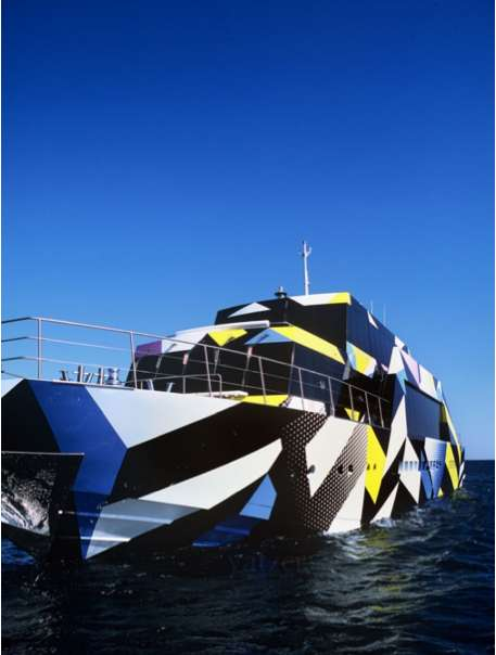 Crazy Abstract Cruises