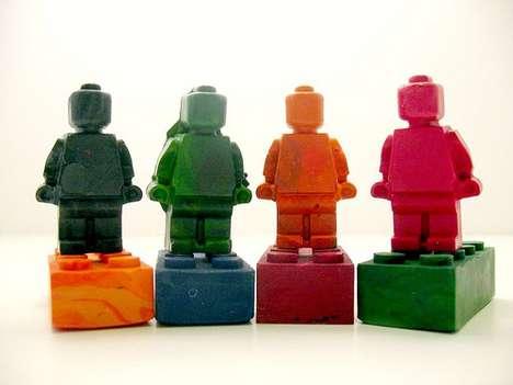 Crayon LEGO Men