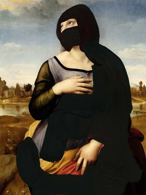Censoring Masterpieces