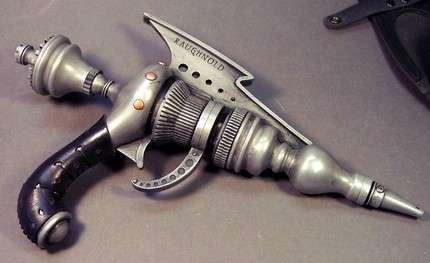Intergalactic Weapons