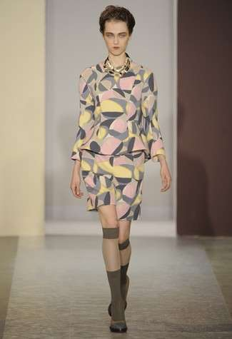 Geometric Couture