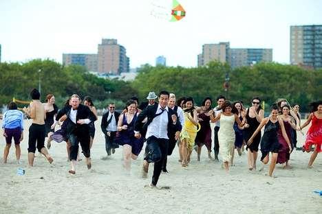 Formalwear Beach Parties