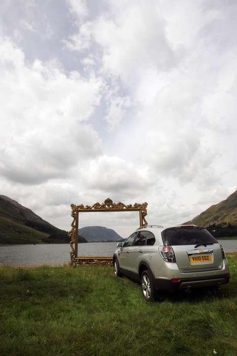 Nature-Framing Stunts
