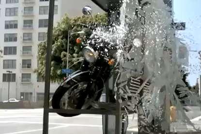 Damaging Motorcycle Ads