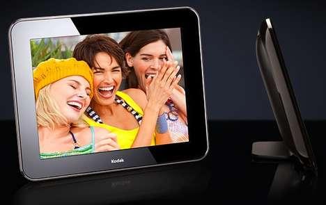 Touchscreen Photo Albums