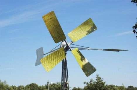 Bamboo Windmills