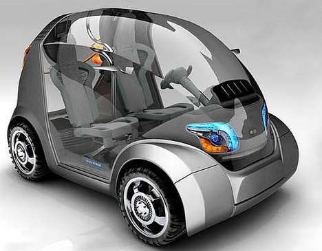 Vacationing Concept Cars