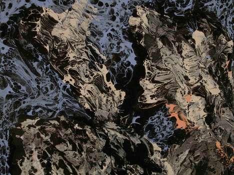 Swirled Paintings