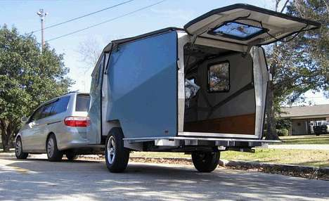 Nasa Inspired Mobile Homes