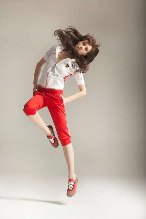 Jumping Fashion Shoots