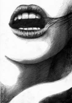 Vivid Mouth Illustrations