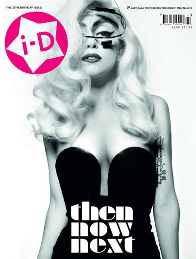 The I-D Magazine September 2010 Issue Does a Triple Release