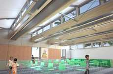 Green Classroom Concepts - Anderson Anderson Architecture Designs an Eco-Friendly Learning Space