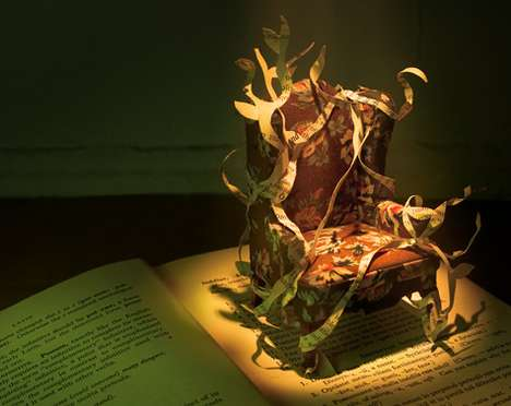 Pretty Pop-Up Books