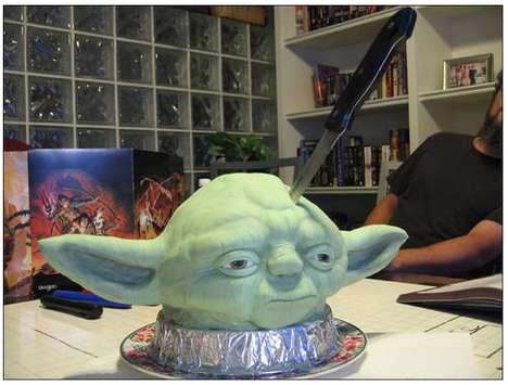 Bloody Jedi Desserts