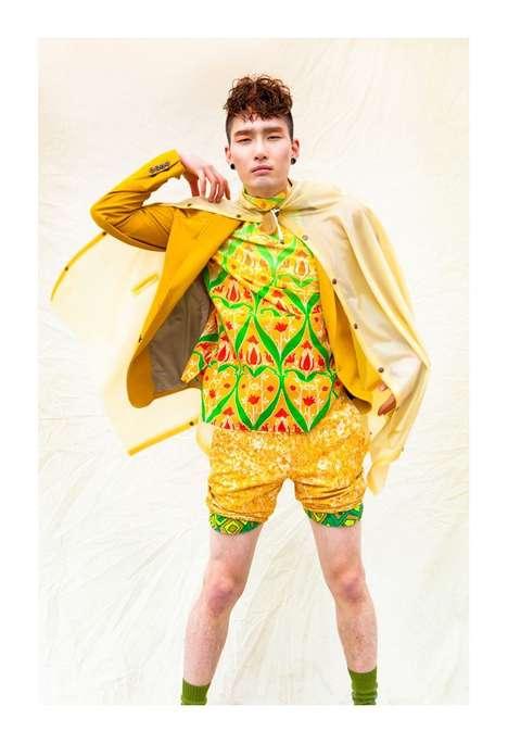 Clownish Fashion Photography