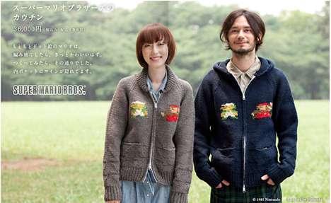 Geeky Knitwear