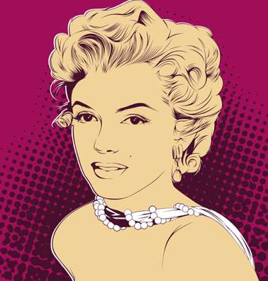 Pop Art Celeb Illustrations