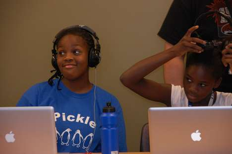 Female-Focused Tech Camps