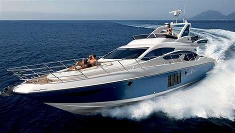 Sleek Sporting Yachts