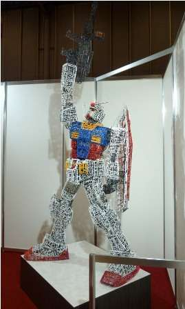 Giant Robotic Sculptures