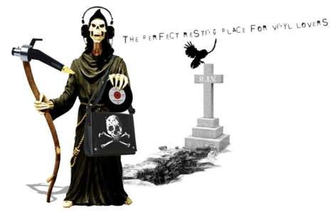 Deadly Vinyl Records