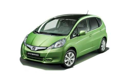 The Honda Jazz Hybrid Will Allow for an Environmentally Friendly Drive
